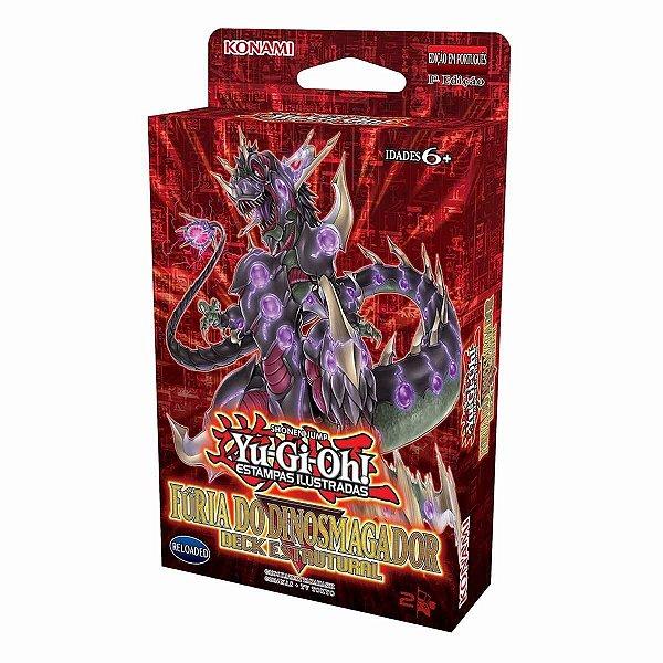 Yu-Gi-Oh! Deck Estrutural  Fúria do Dinosmagador