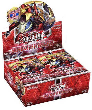 Yu-Gi-Oh! Box Segredos da Eternidade