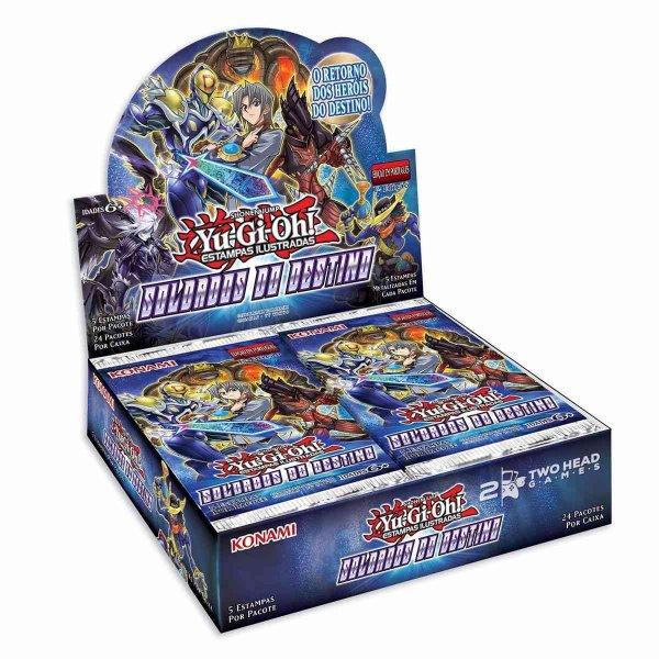 Yu-Gi-Oh! Box Soldados do Destino