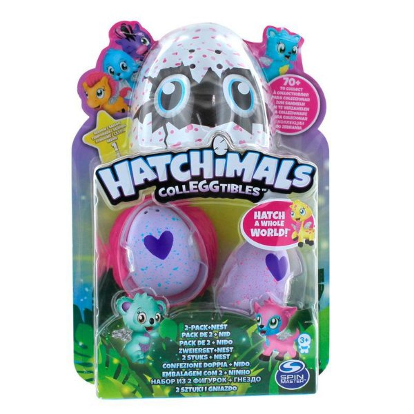 Hatchimals Colleggtibles Season 1 Blister Com 2 Ovos
