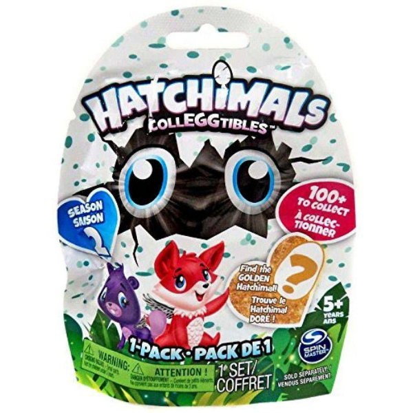 Hatchimals Colleggtibles Saquinho Season 2 Mini Figura Surpresa
