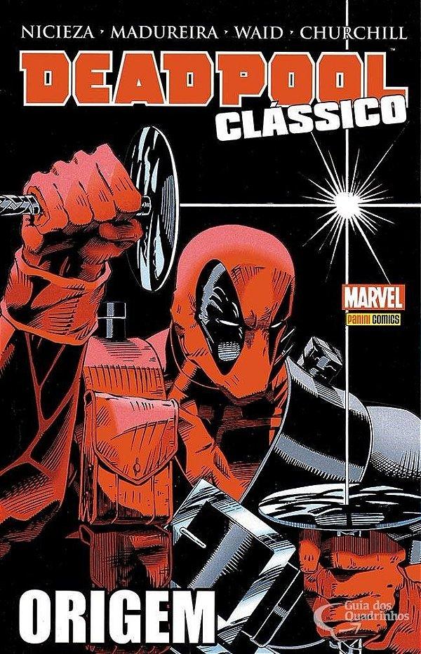 Deadpool Clássico #1