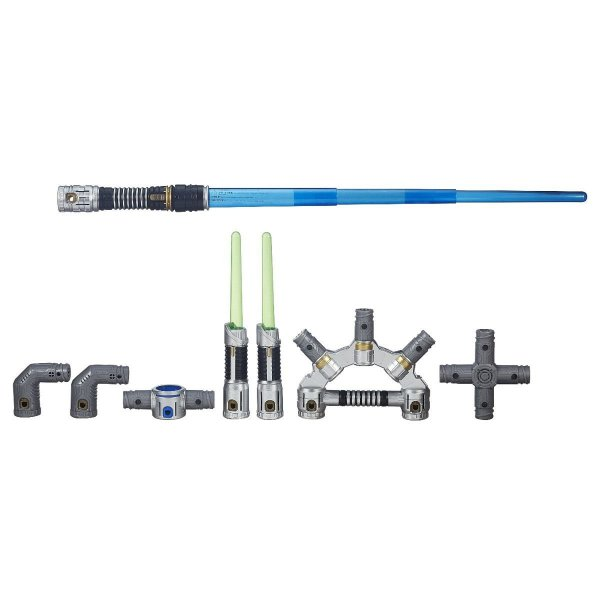 Hasbro Star Wars Sabre De Luz Eletronico Jedi Master