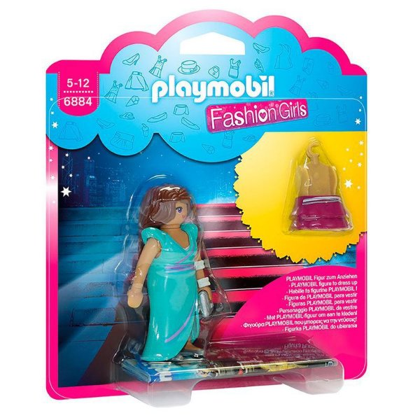Playmobil 6884 - Mini Figuras Fashion Girls