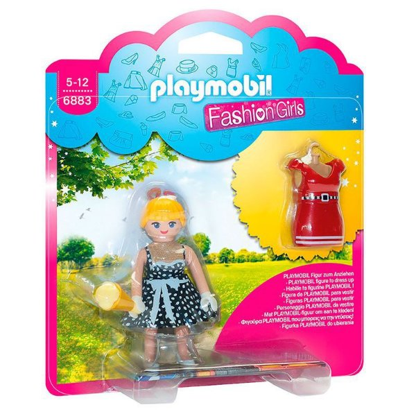 Playmobil 6883 - Mini Figuras Fashion Girls