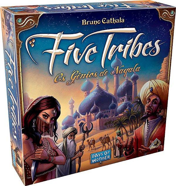 Jogo  Five Tribes