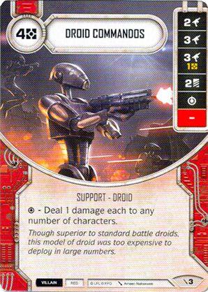 SW Destiny - Droid Commandos