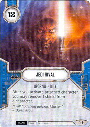 SW Destiny - Jedi Rival