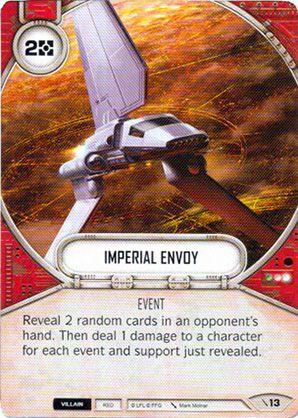SW Destiny - Imperial Envoy