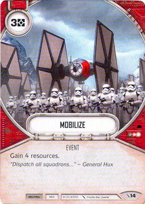 SW Destiny - Mobilize