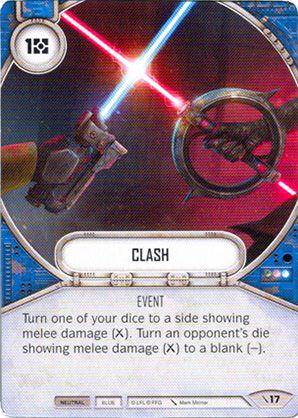 SW Destiny - Clash