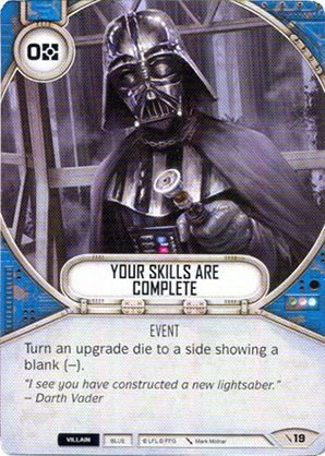 SW Destiny - Your Skills Are Complete