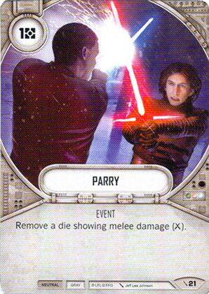 SW Destiny - Parry
