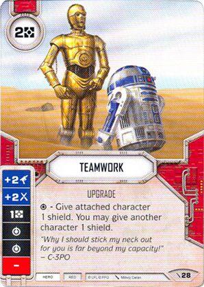SW Destiny - Teamwork