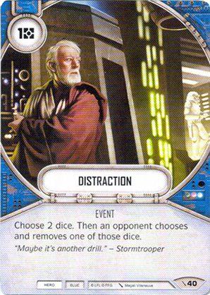 SW Destiny - Distraction