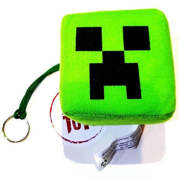 Chaveiro do Jogo Minecraft - Creeper