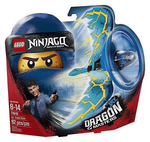 LEGO Ninjago - Jay Dragon Master 70646