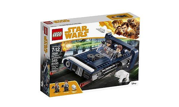 LEGO Star Wars - O Landspeeder Do Han Solo 75209