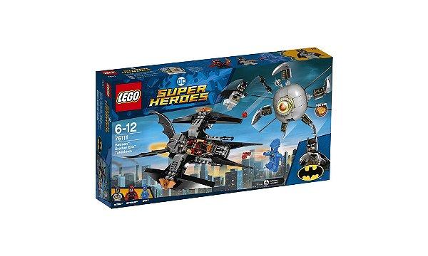 LEGO Super Heroes - Batman: Combatendo O Ciborgue OMAC 76111