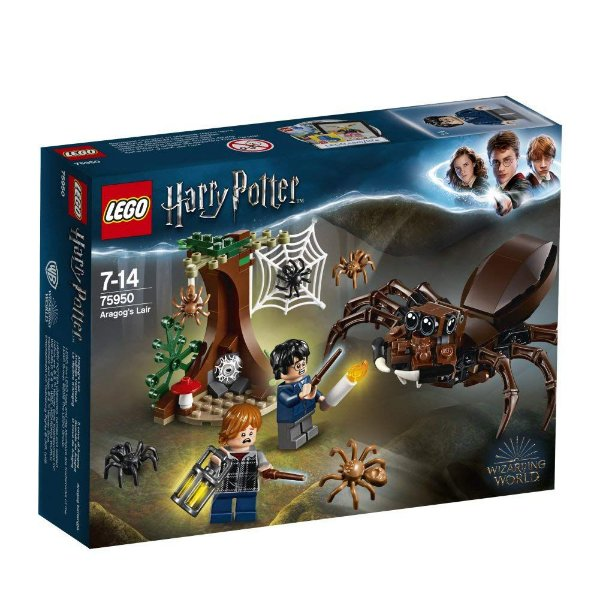 LEGO Harry Potter - O Covil De Aragogue 75950