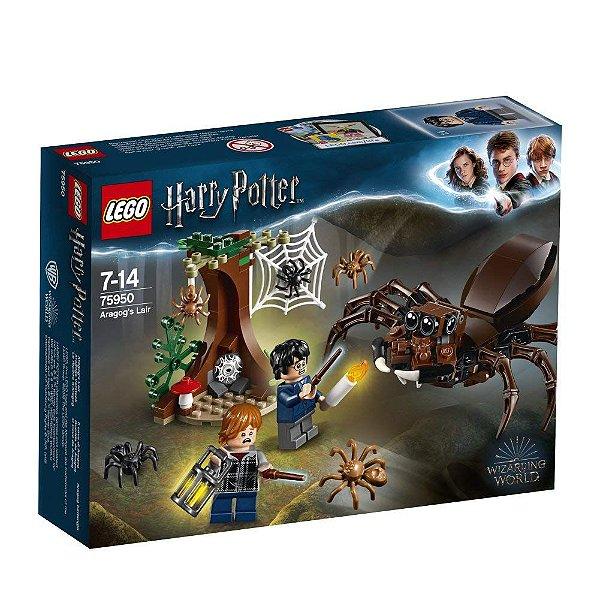LEGO Harry Potter - O Covil De Aragogue 75950