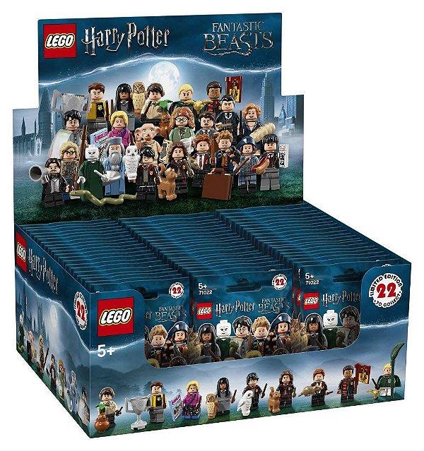 LEGO Minifigures - Harry Potter E Animais Fantásticos Coleção Completa