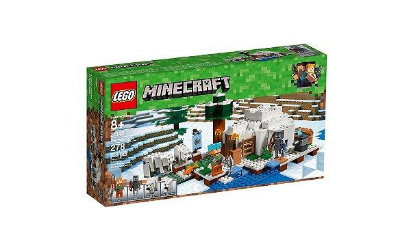 LEGO Minecraft - O Iglu Polar 21142