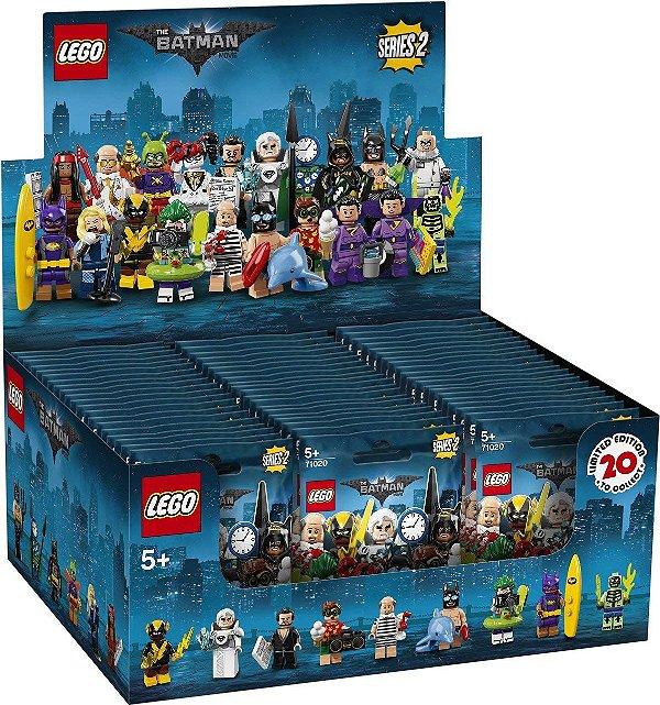 LEGO Minifigures - Batman: O Filme Serie 2 Coleção Completa