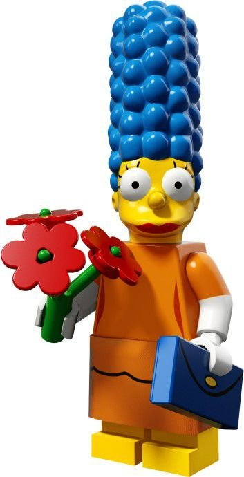 Lego Minifigures 71009 - The Simpsons Serie 2 #2