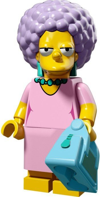 Lego Minifigures 71009 - The Simpsons Serie 2 #12