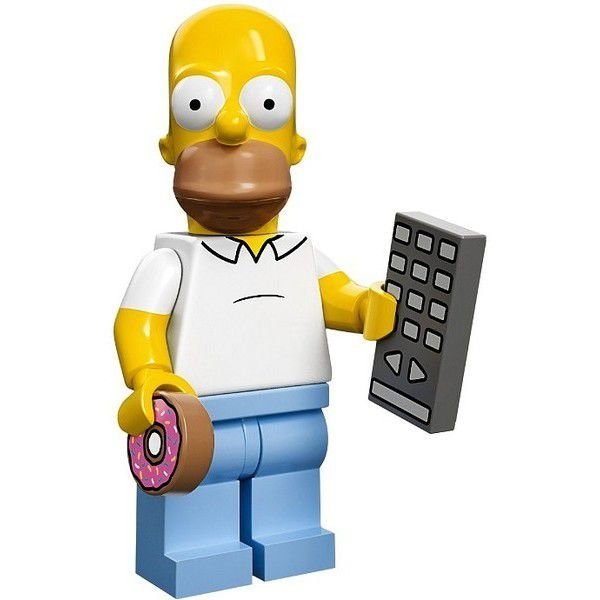 Lego Minifigures 71005 - The Simpsons #1