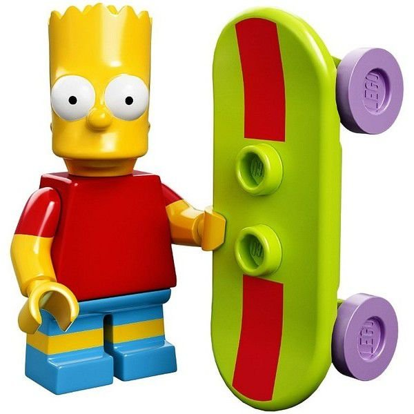 Lego Minifigures 71005 - The Simpsons #2