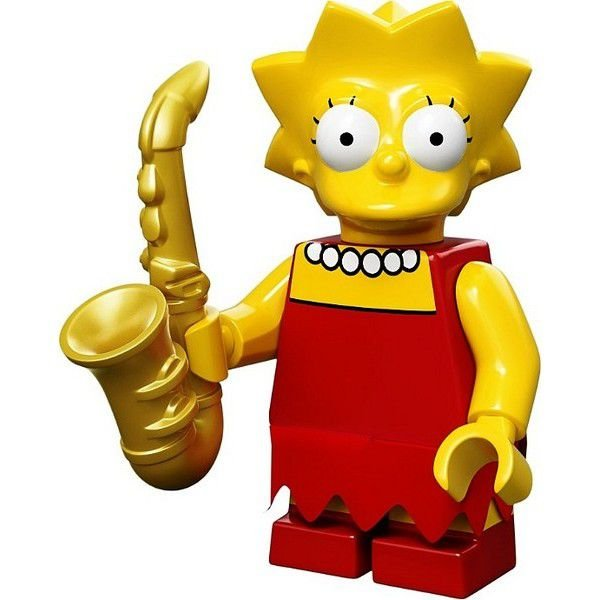 Lego Minifigures 71005 - The Simpsons #4