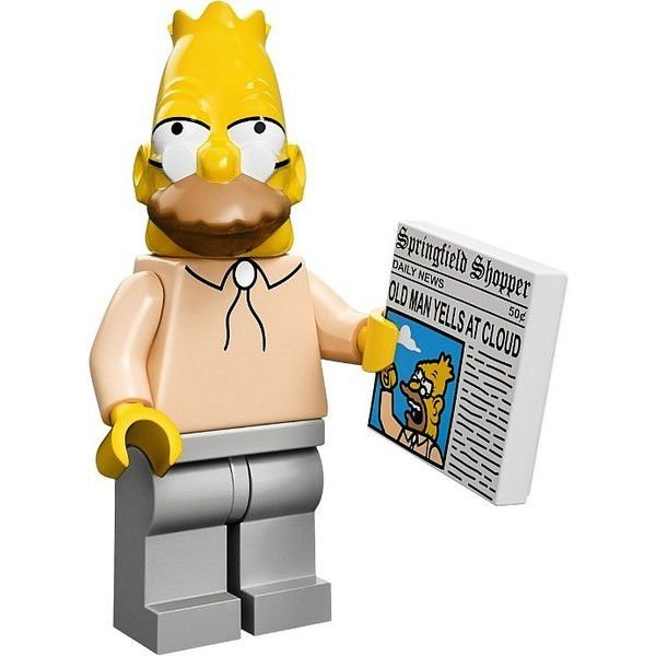 Lego Minifigures 71005 - The Simpsons #6