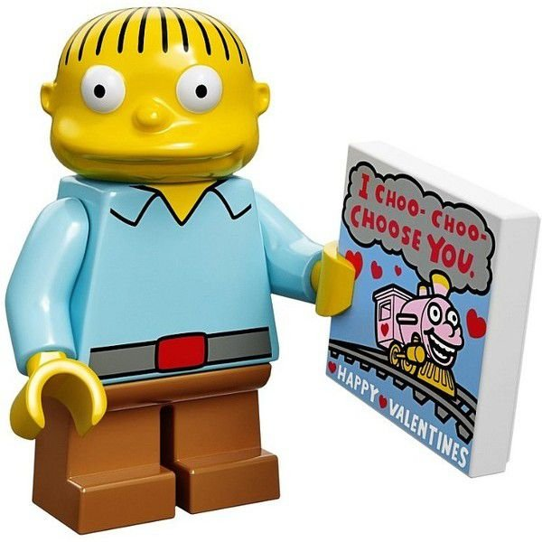 Lego Minifigures 71005 - The Simpsons #10