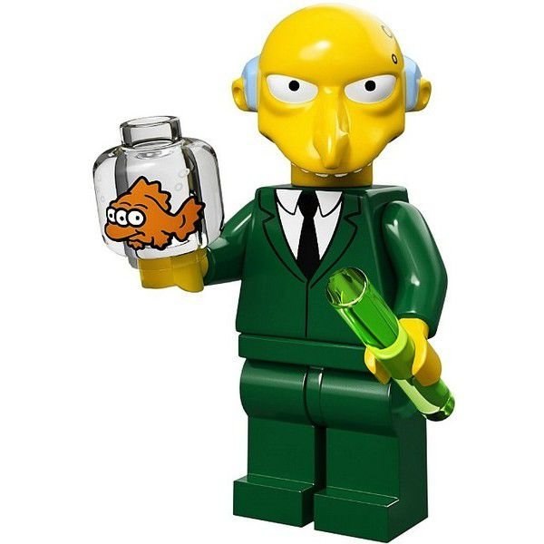 Lego Minifigures 71005 - The Simpsons #16