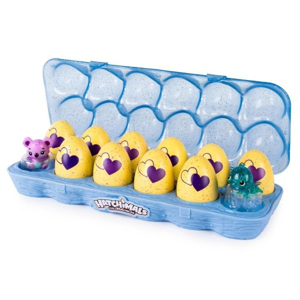 Hatchimals Colleggtibles Season 3 Uma Duzia De Ovos