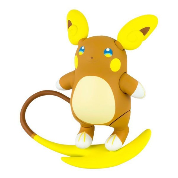 Pokémon Mini Figuras - Alola Raichu