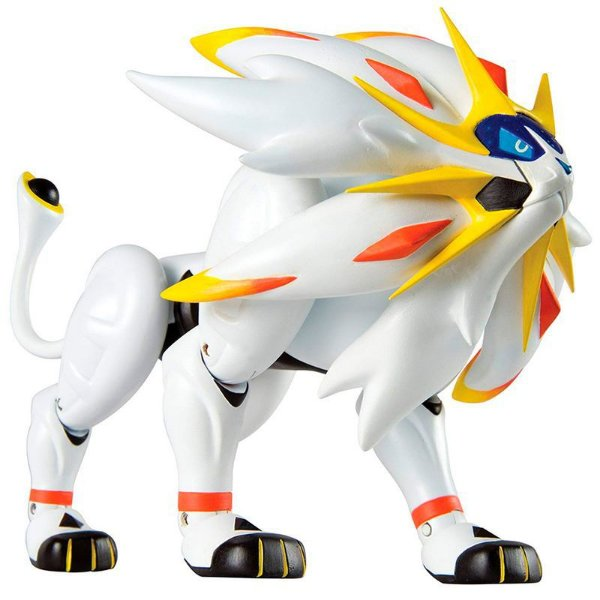 Pokémon Figura Articulada Lendária - Solgaleo