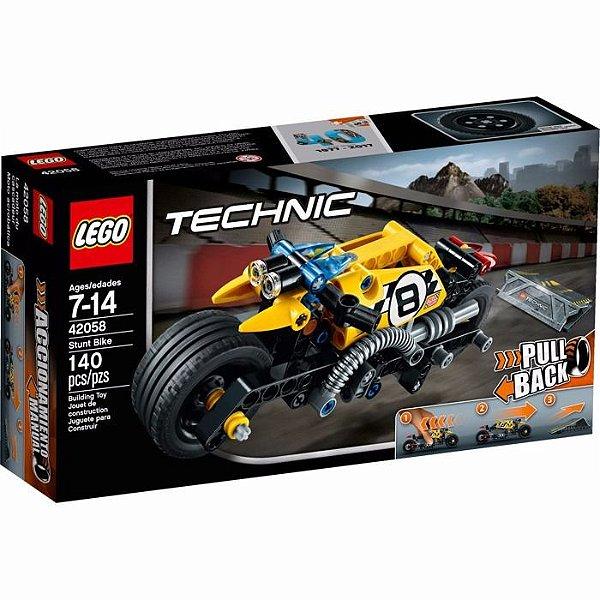 Lego Technic - Moto para Acrobacias 42058