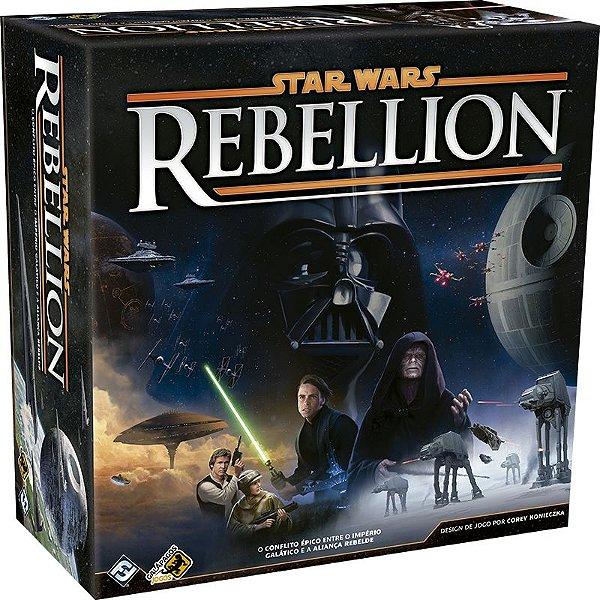 Jogo Star Wars: Rebellion