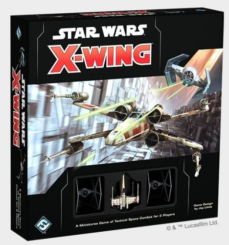 Jogo Star Wars: X-Wing (Second Edition)
