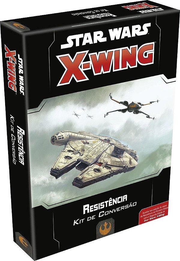 Jogo Star Wars X-Wing 2.0 - Kit de Conversão Resistência