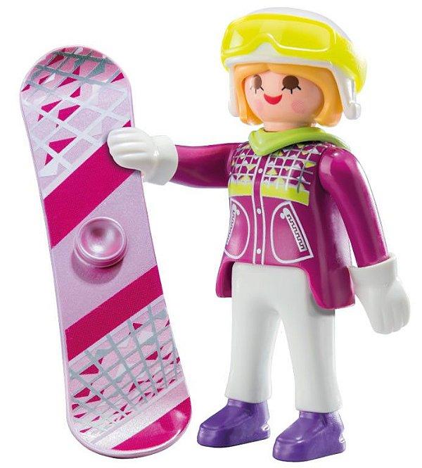 Playmobil 9147 - Figuras Surpresas Serie 11 Feminino #9