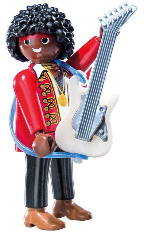 Playmobil 9146 - Figuras Surpresas Serie 11 Masculino #5