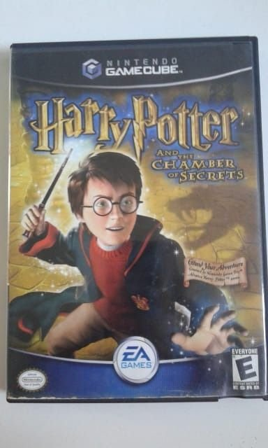 Game para GameCube - Harry Potter And The Chamber Of Secrets NTSC/US