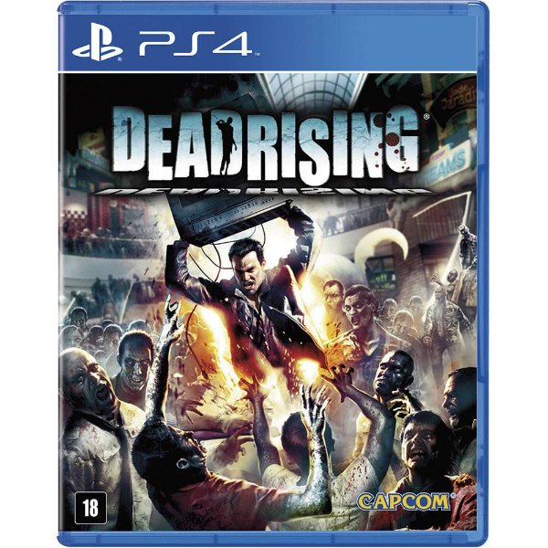 Game para PS4 - Dead Rising Remastered