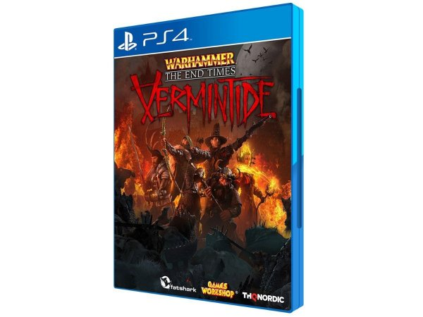 Game para PS4 - Warhammer End Times Vermintide