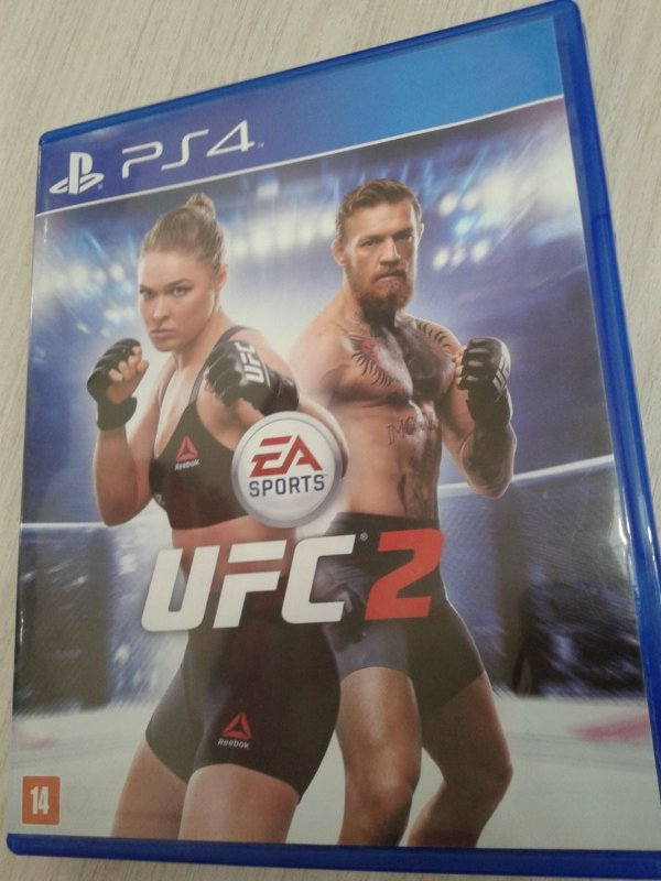 Game Para PS4 - EA Sports UFC 2