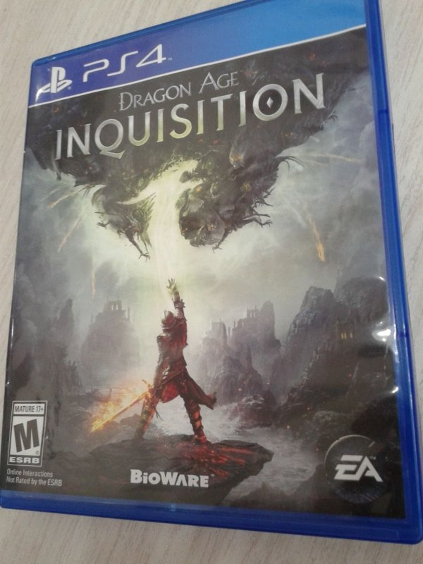Game Para PS4 - Dragon Age: Inquisition
